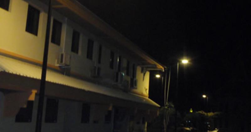 Compound Lighting for Suri Seri Begawan Hospital, Kuala Belait