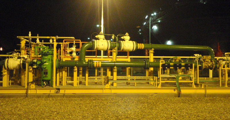 BSP Industrial Gas Terminal Plant