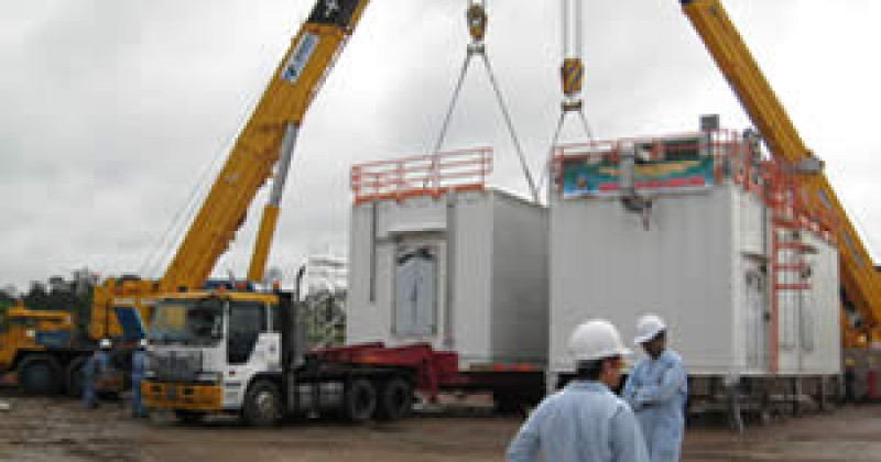 Supply Of Containerized Equipment Rooms (CER) For Onshore / Offshore Location – Magpie Platform Project (MGCP-01) Electrical Equipment Room (EER) & Local Control Room (LCR) – Non-Pressurised