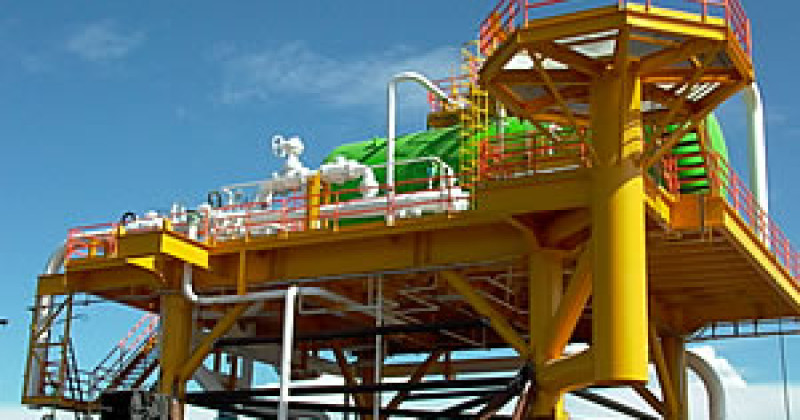 AMRP-4 Block-12 Shallow Oil Development Project (250 T)