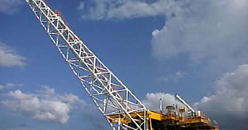Egret Phase 1 – Gas Developement Project (730 T)