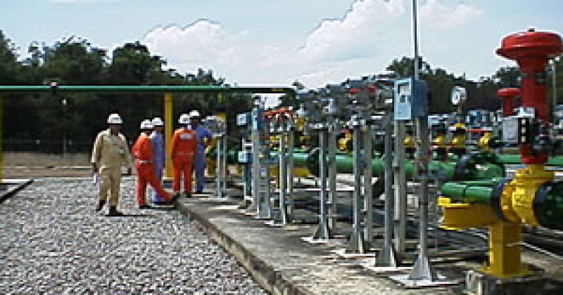 Gadong 1 Metering Station Extension Project
