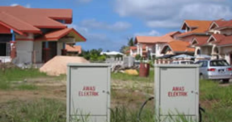 Lot 5553 Residential Housing – Kuala Belait