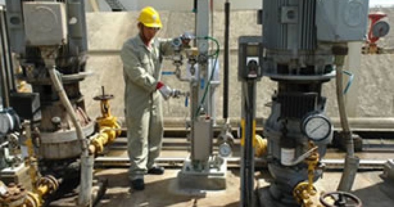 Volatile Pump Seal Replacement