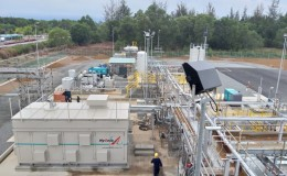 BRUNEI NEDO HYDROGENATION DEMONSTRATION (BND) PROJECT, SPARK, BRUNEI.